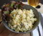 Falscher Kartoffelsalat aus Kohlrabi
